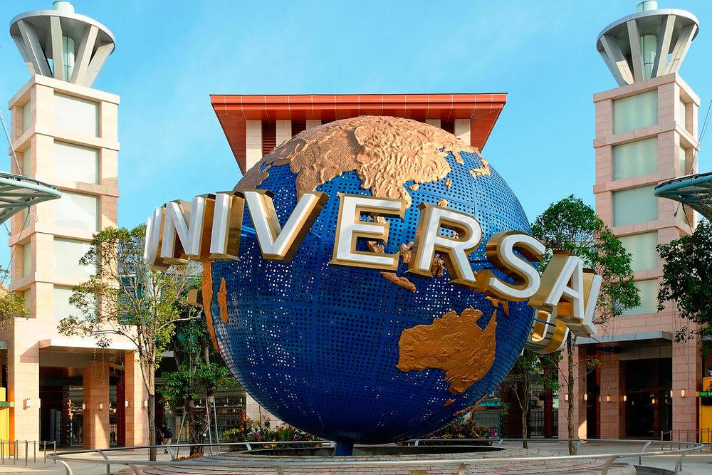 kinh nghiệm vui chơi ở universal studios singapore