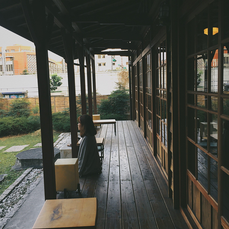 đạo quán trà đạo là địa điểm du lịch ở đài bắc mang phong cách nhật bản