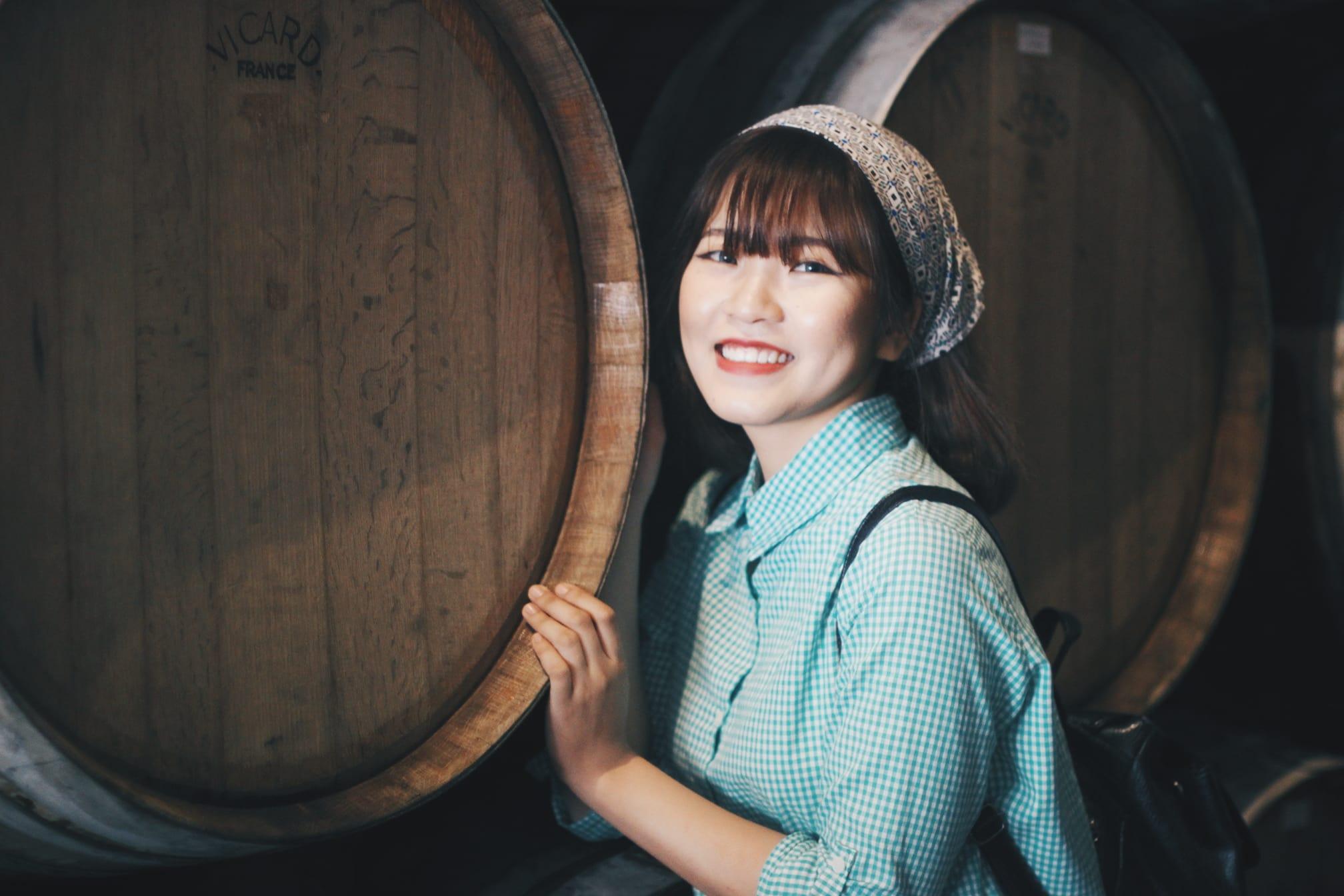 du lịch khao yai - tham quan vườn làm rượu nho