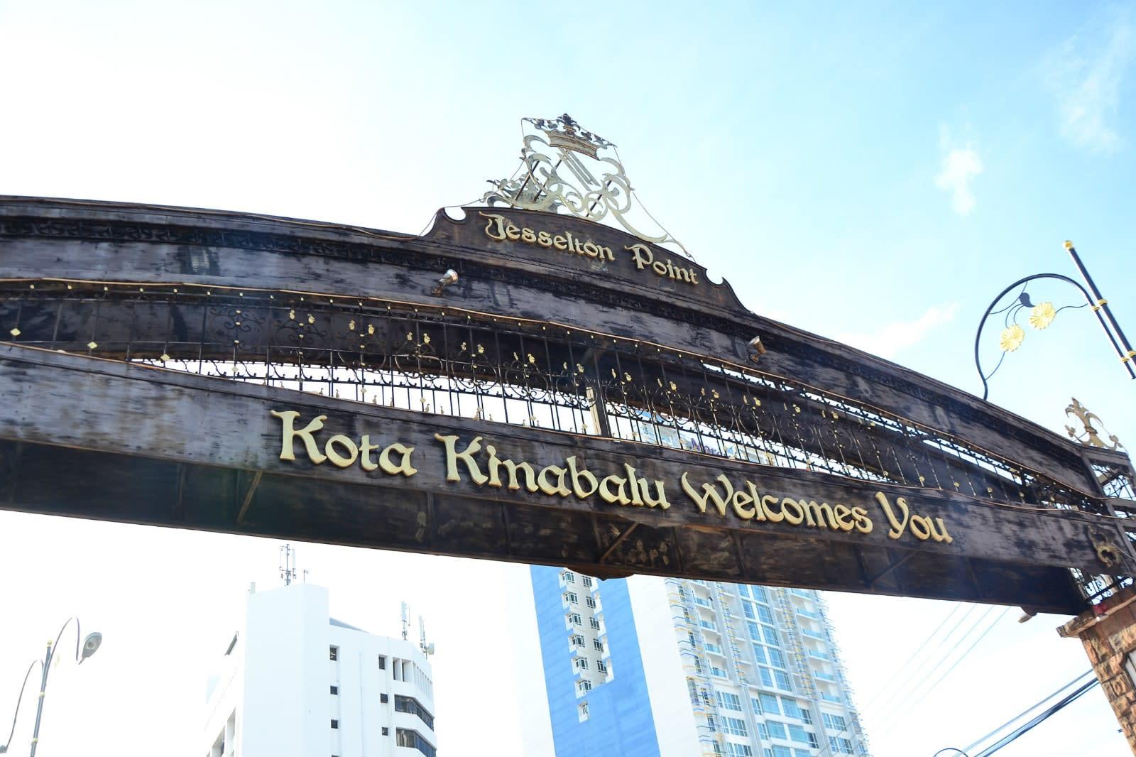 du lịch kota kinabalu - jesselton point