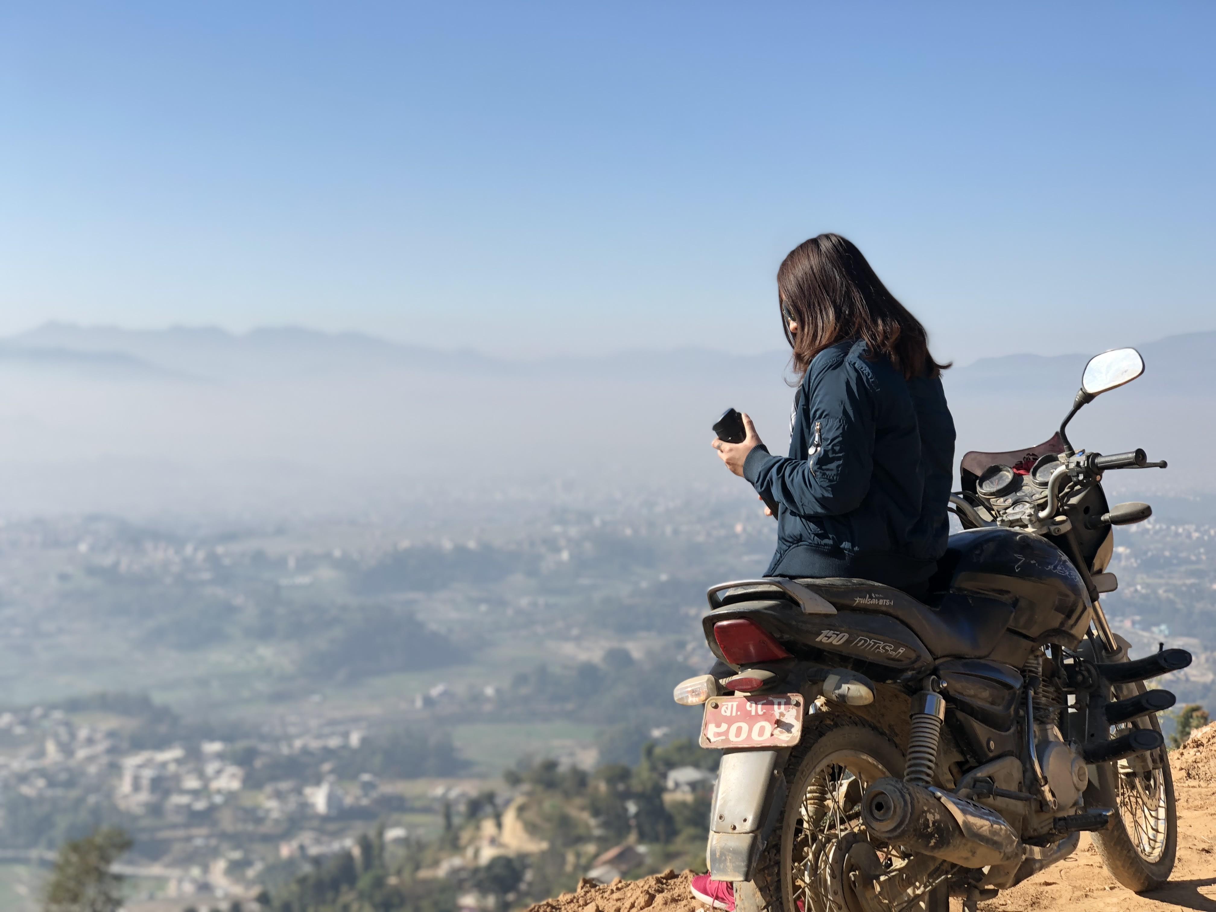 du lịch nepal: nagorkot hiking