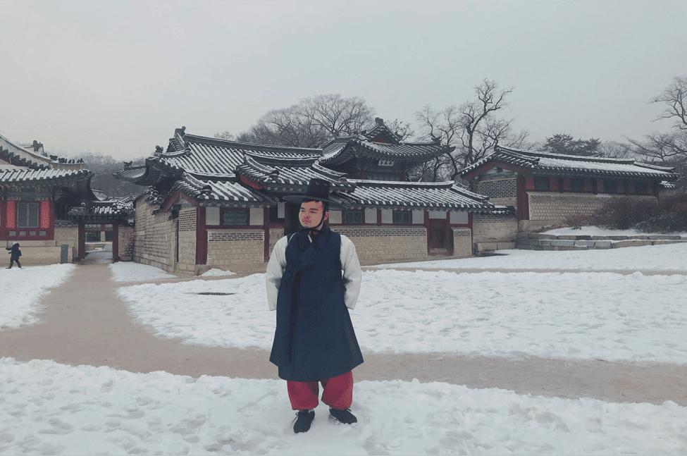 thăm cung điện changdeok trong chuyến du lịch hàn quốc 6 ngày 5 đêm