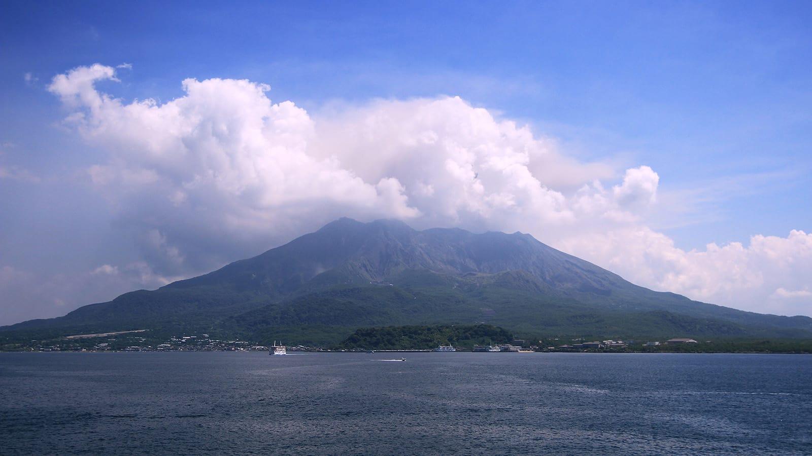 du lịch yakushima - núi lửa ontake