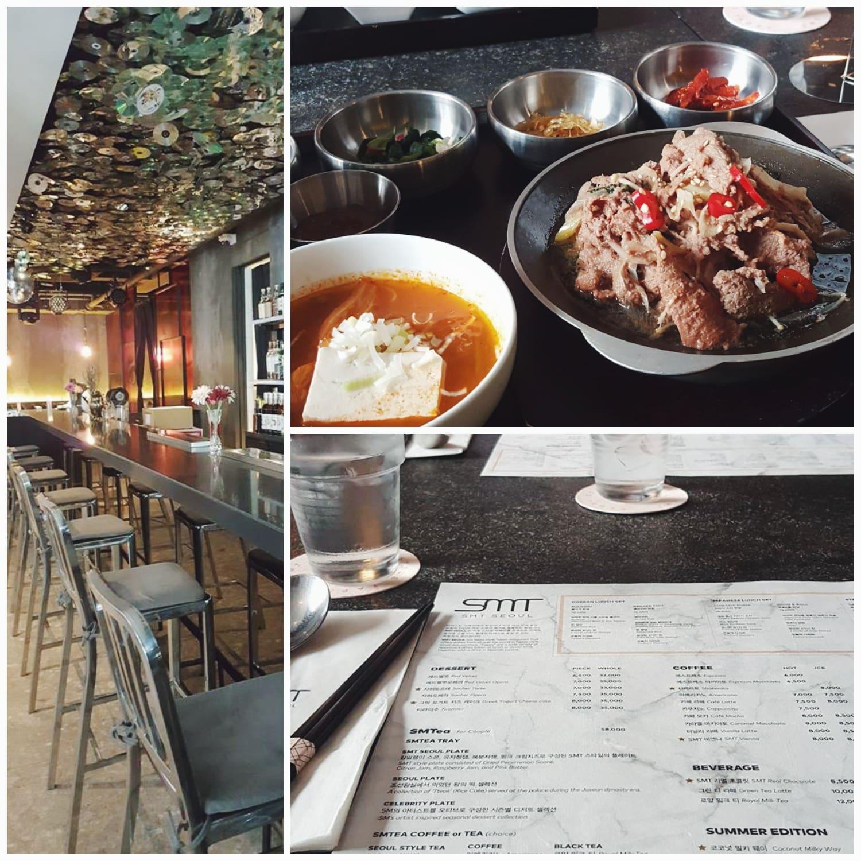ăn gì ở seoul - nhà hàng smt seoul