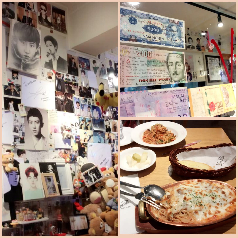 ăn gì ở seoul - quán ăn viva polo