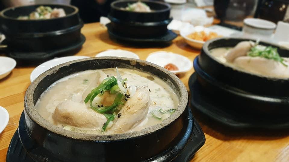 ăn gì ở seoul - nhà hàng tosokchon