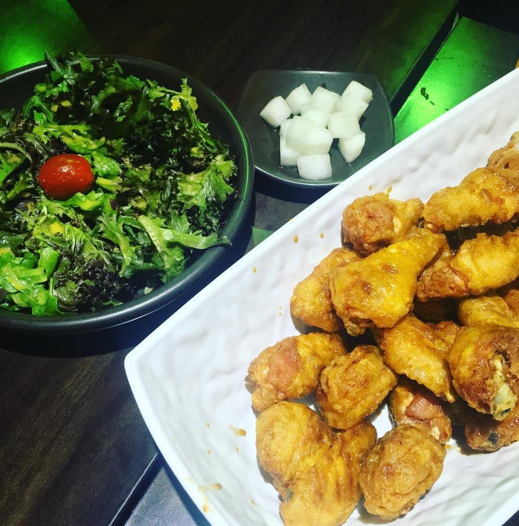 ăn gì ở seoul - gà rán kyochon