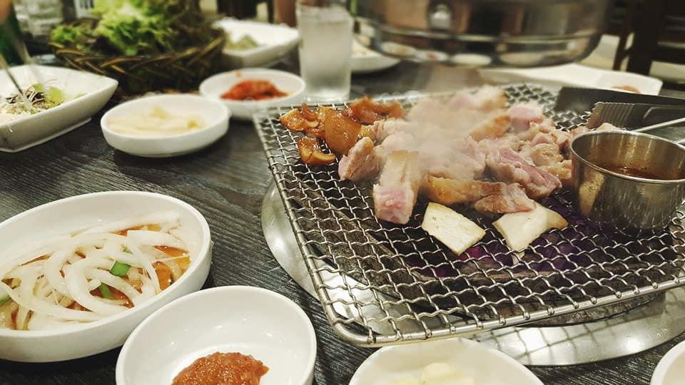 ăn gì ở seoul - heukdonga