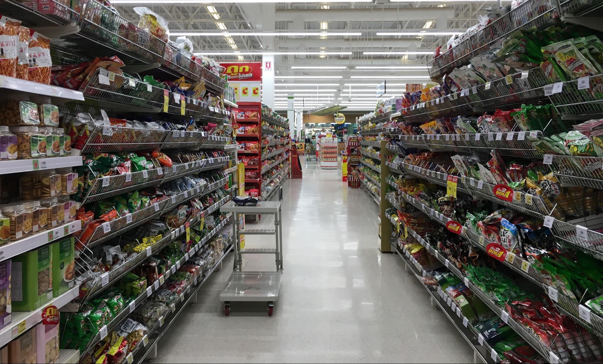 mua sắm tại big c là một trong những kinh nghiệm đi krabi