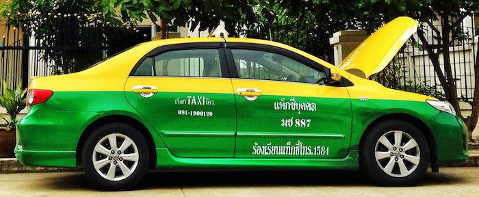kinh nghiệm đi krabi bằng taxi