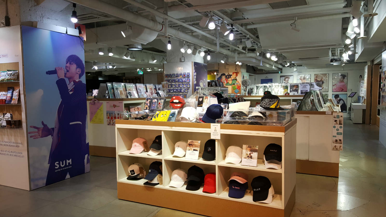 ghé trung tâm thương mại lotte young plaza là một trong những điều phải làm khi đi du lịch seoul