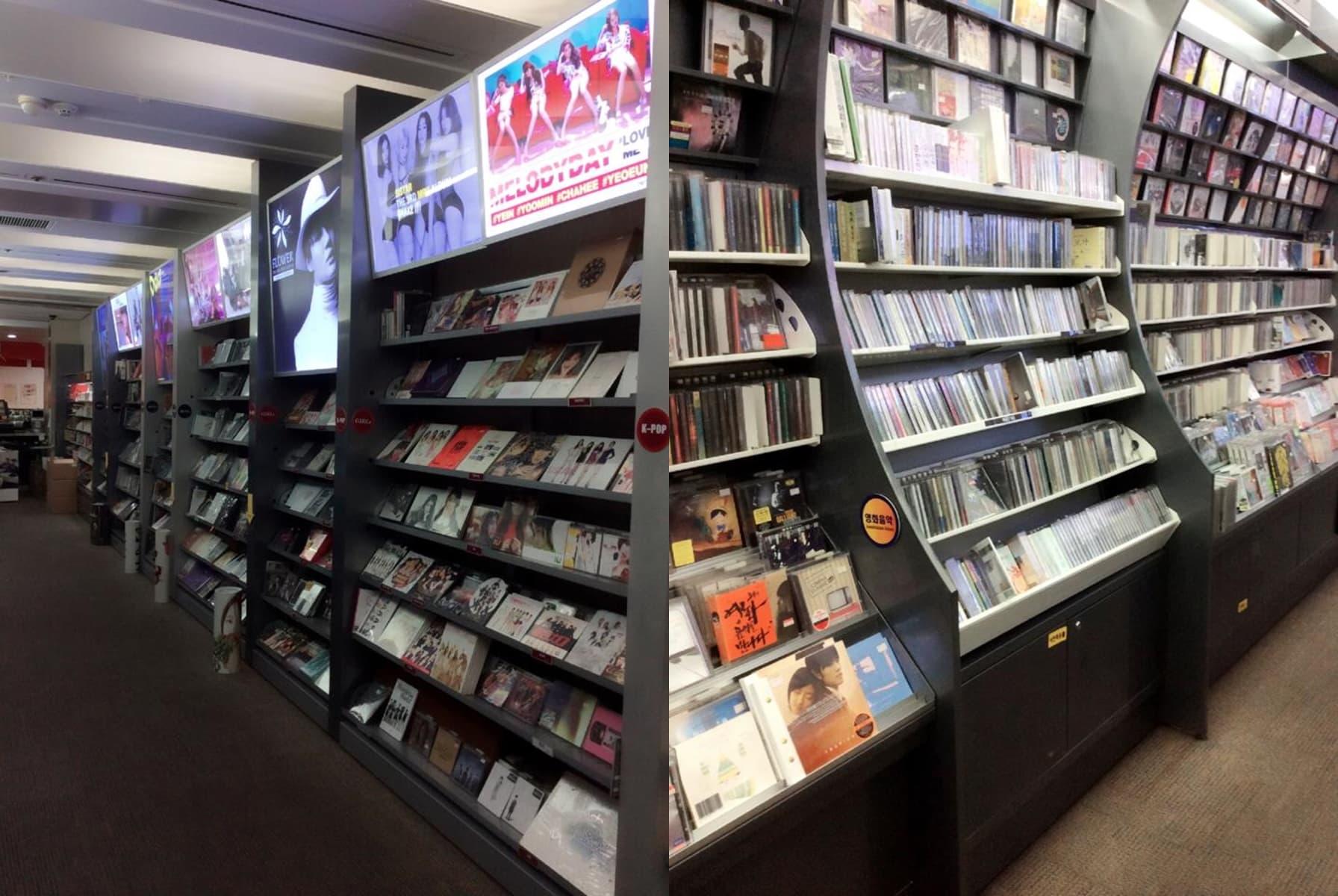 ghé cửa hàng musickorea khi đi du lịch seoul