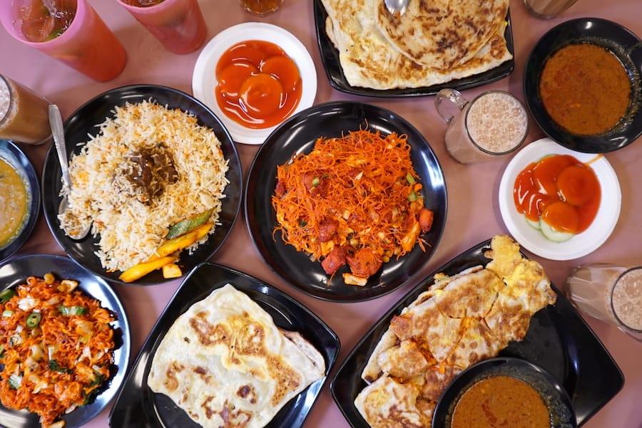 ghé nhà hàng zam zam trong chuyến du lịch singapore 3 ngày 2 đêm