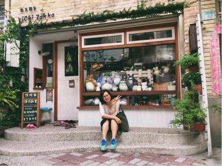 thăm phố cổ fuzhong trong chuyến đi 5 ngày ở đài loan