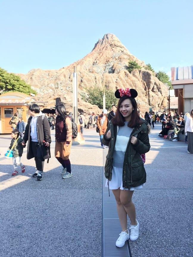 mua trước phụ kiện ở nhà để tận hưởng 1 ngày ở tokyo disneysea