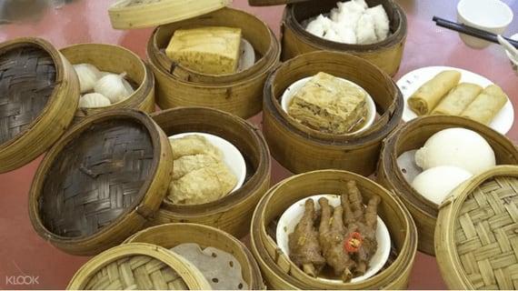 lin heung kui là một trong những cửa hàng dim sum ngon nhất hong kong