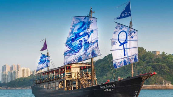 tàu aqua luna là một trong những cửa hàng dim sum ngon nhất hong kong