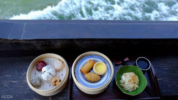thưởng thức dim sum ngon nhất hong kong tại tàu aqua luna