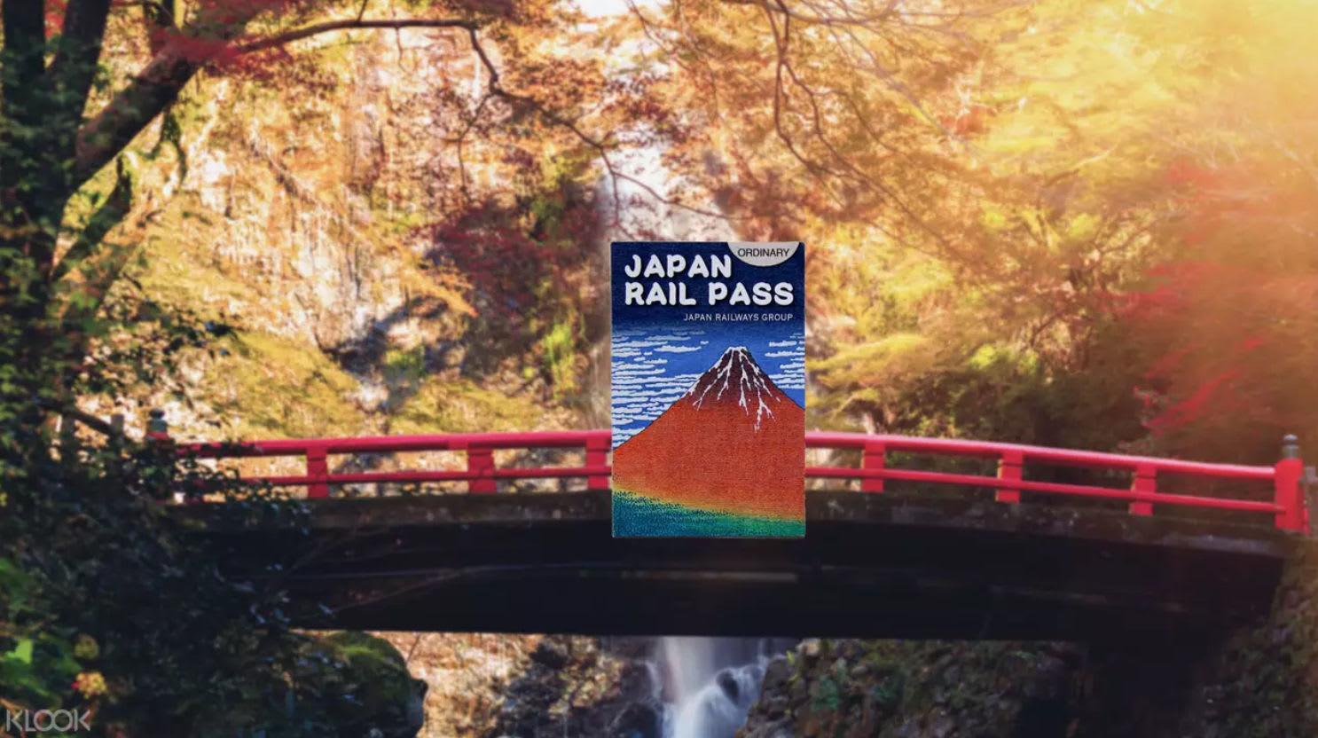 hoạt động săn hoa anh đào ở nhật bản: japan rail pass