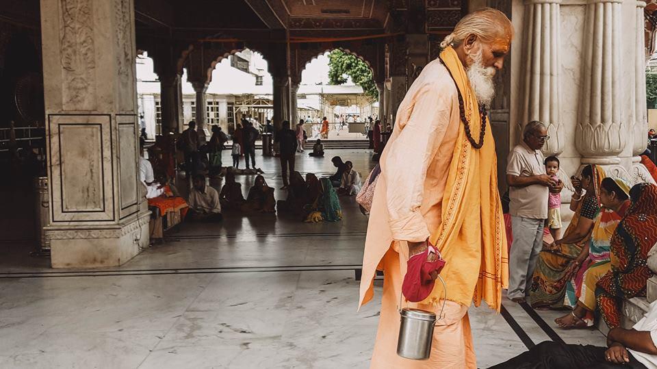 du lịch ấn độ một mình - đền hindu