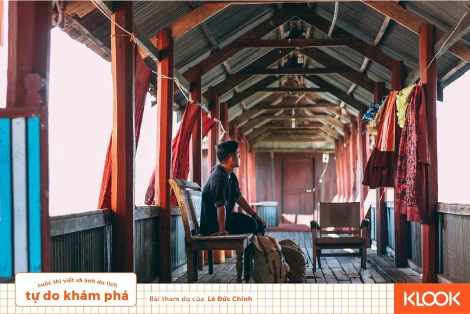 chùa mèo phaung daw oo trong chuyến du lịch inle