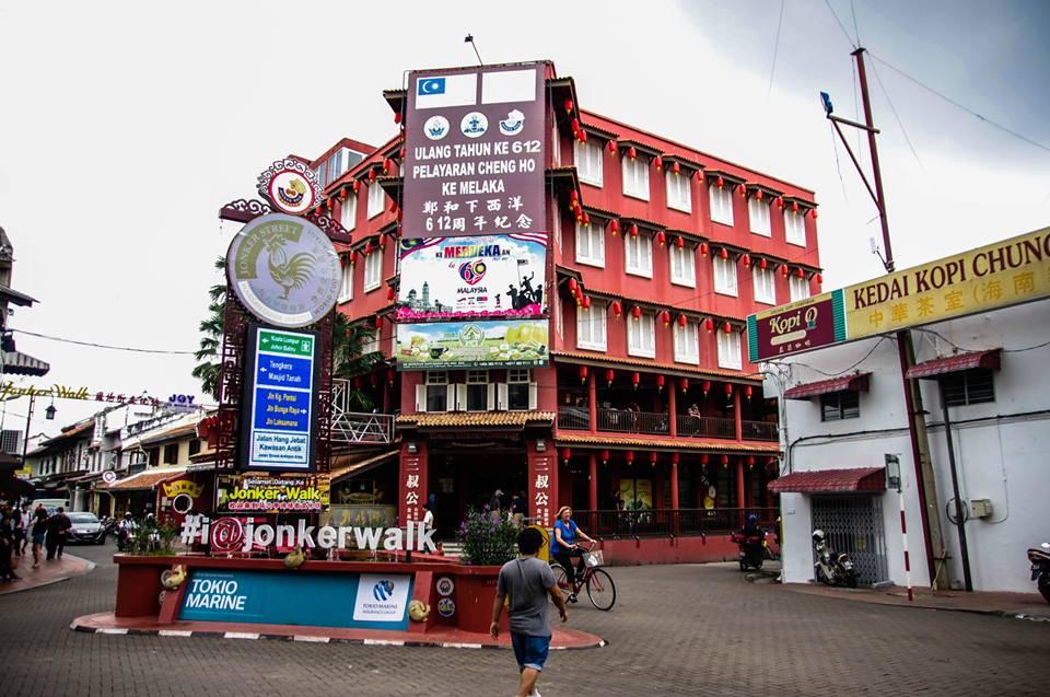 du lịch malacca - cảm nhận cuộc sống bản địa với phố cổ jonker walk