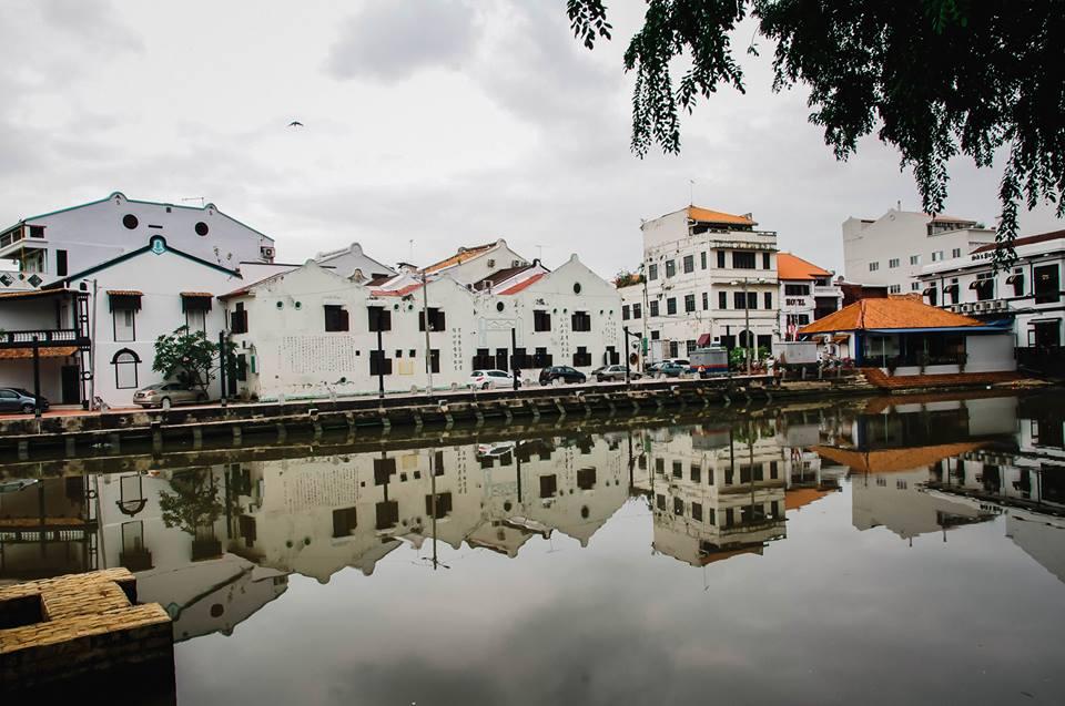 du lịch malacca - thành phố cạnh sông malacca