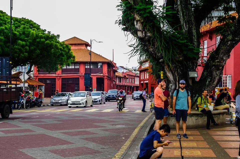 du lịch malacca - khách du lịch bị hấp dẫn bởi malacca