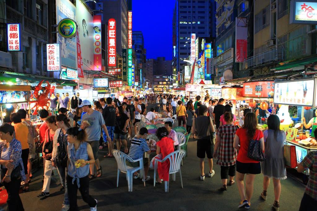 chợ đêm ở đài loan: cao hùng