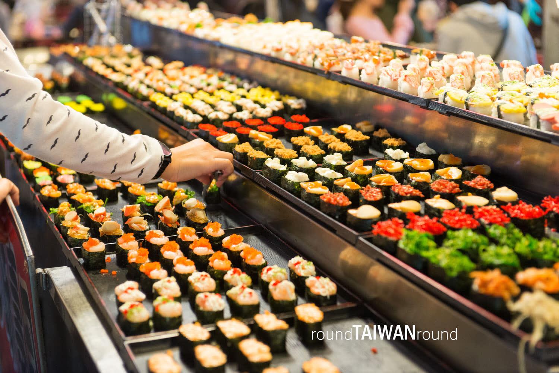 ẩm thực ở ruifeng, một trong những chợ đêm ở đài loan