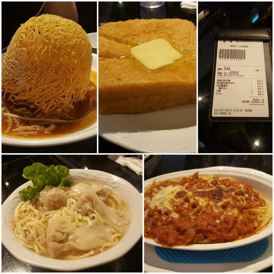lịch trình du lịch hong kong: nhà hàng ở the peak tram