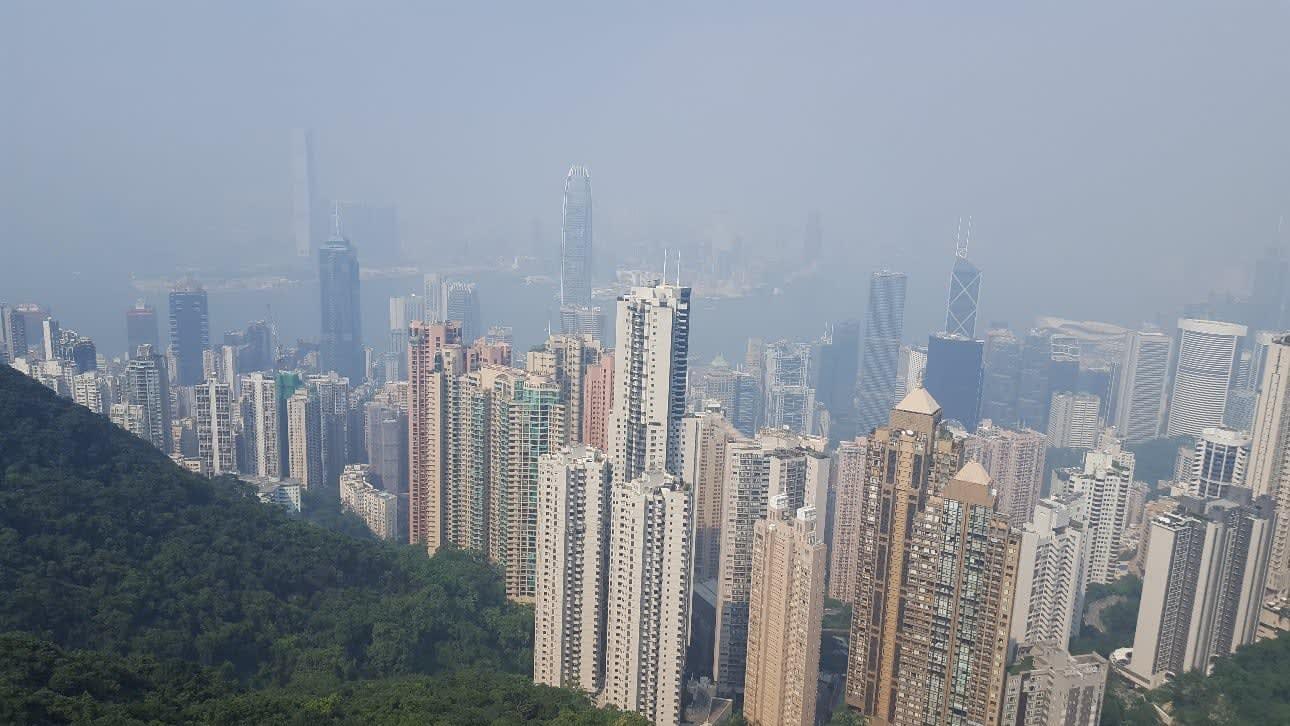 lịch trình du lịch hong kong: sky terrace 428