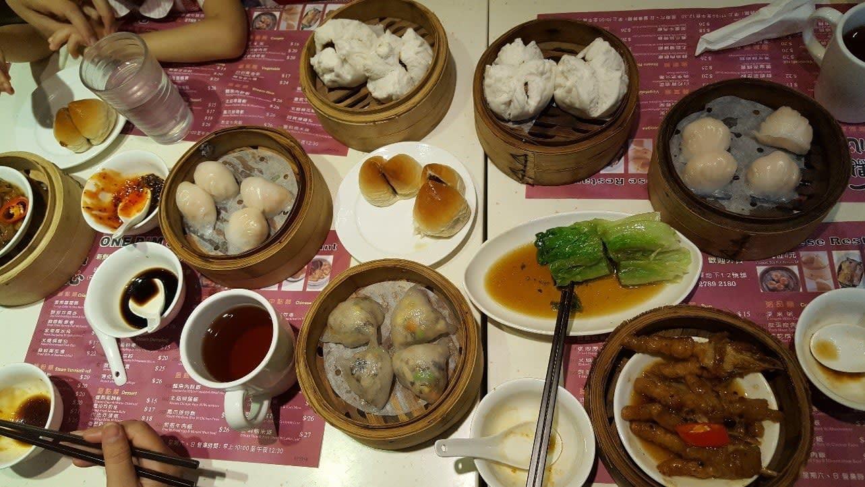 lịch trình du lịch hong kong: ăn dimsum