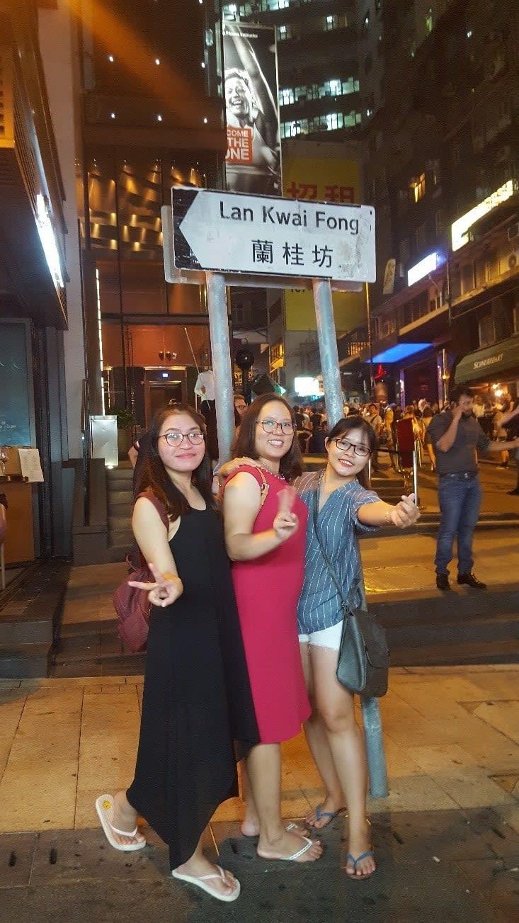 lịch trình du lịch hong kong: lan quế phường