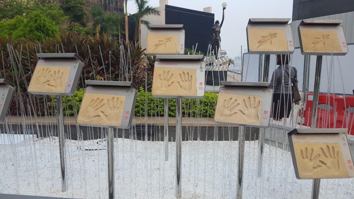 lịch trình du lịch hong kong: vườn nại liên