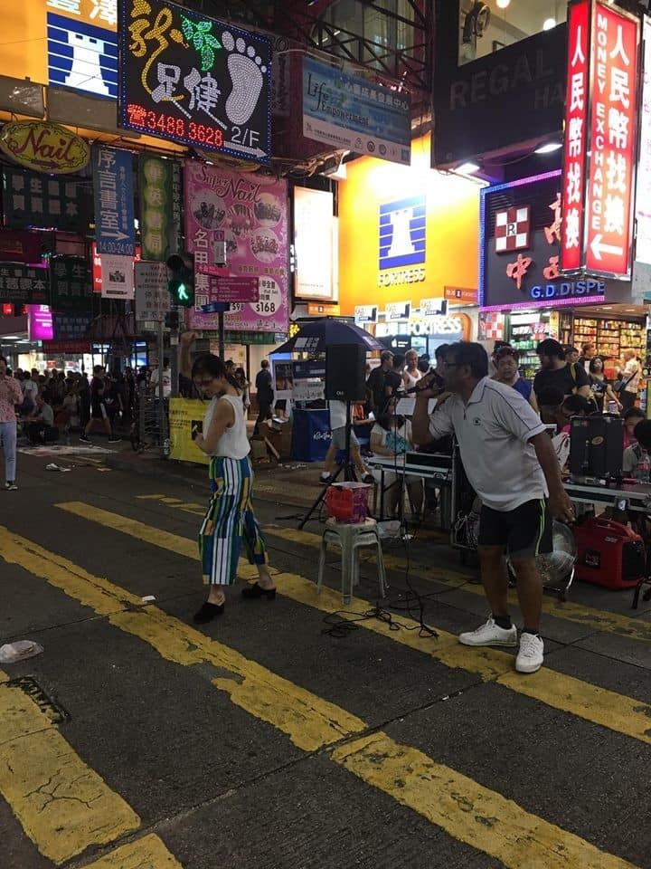 lịch trình du lịch hong kong: ladies market