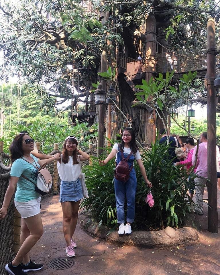 lịch trình du lịch hong kong: khám phá disneyland
