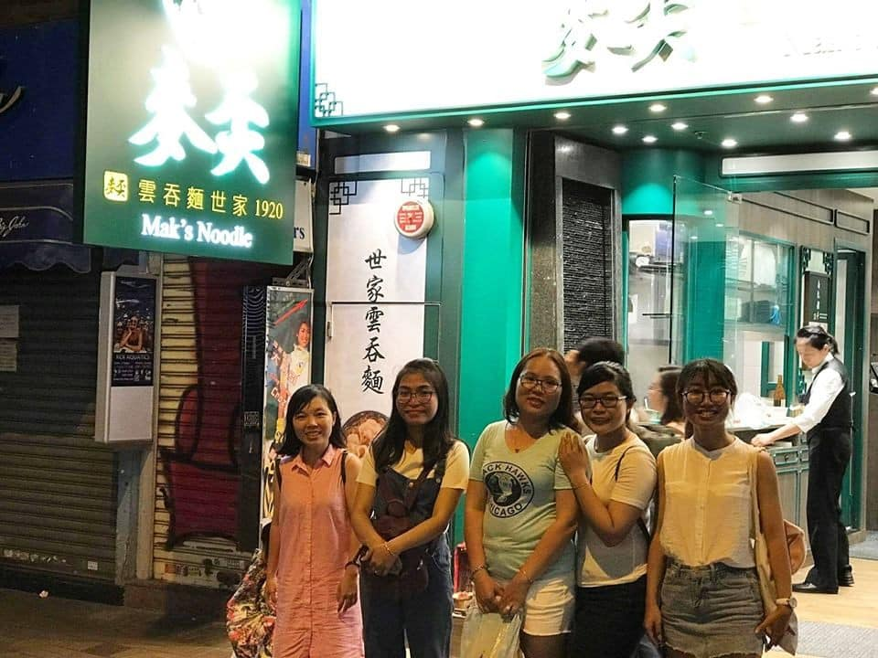 lịch trình du lịch hong kong: trở về khách sạn