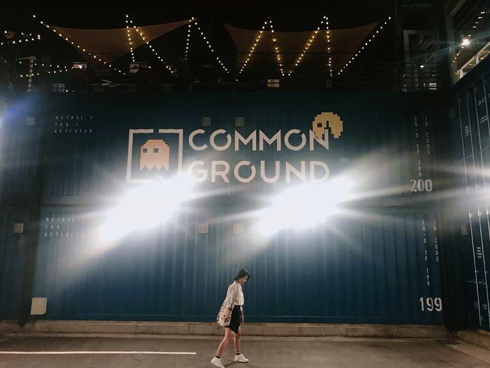 common ground là nơi mua sắm ở seoul phải đến