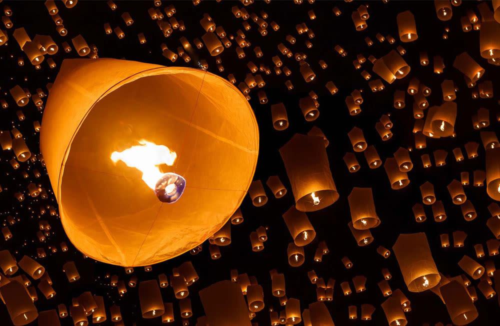 Lễ hội đèn trời Pingxi 2018 ở Đài Bắc – Nơi biến mọi giấc mơ Disney thành hiện thực 2