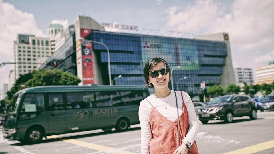 trải nghiệm singapore 4 ngày 3 đêm: sim lim square