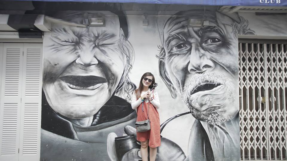 trải nghiệm singapore 4 ngày 3 đêm: nghệ thuật đường phố ở haji lane