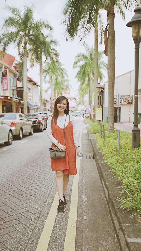 trải nghiệm singapore 4 ngày 3 đêm: con đường khác đi vào haji lane
