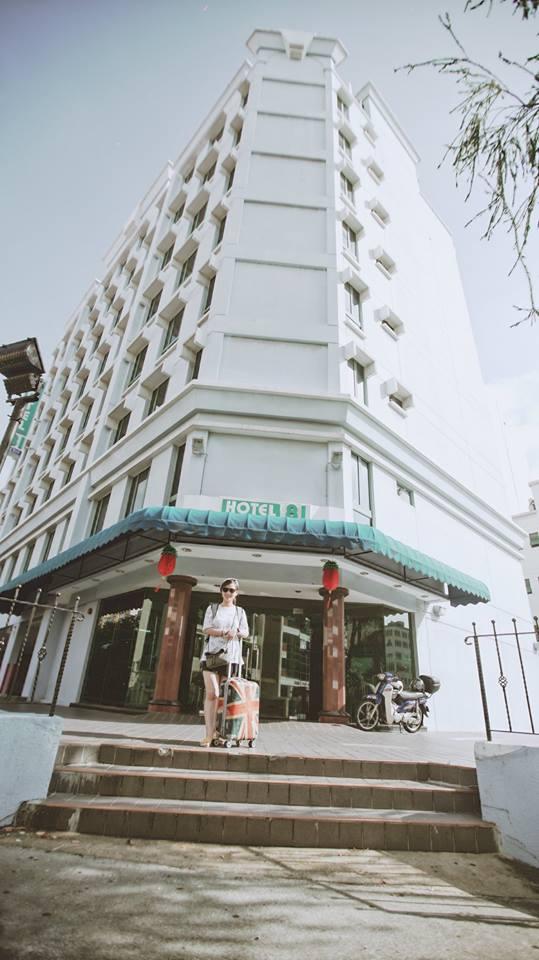 trải nghiệm singapore 4 ngày 3 đêm: hotel 81 geylang