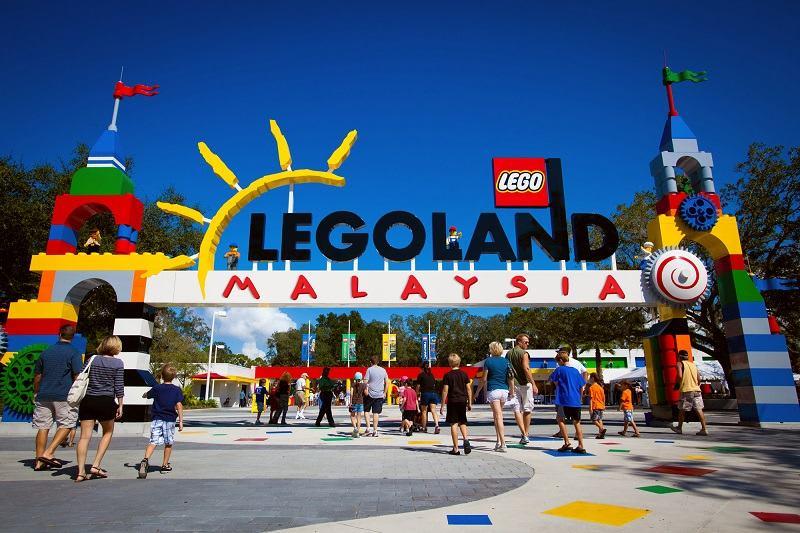 Cổng vào Legoland