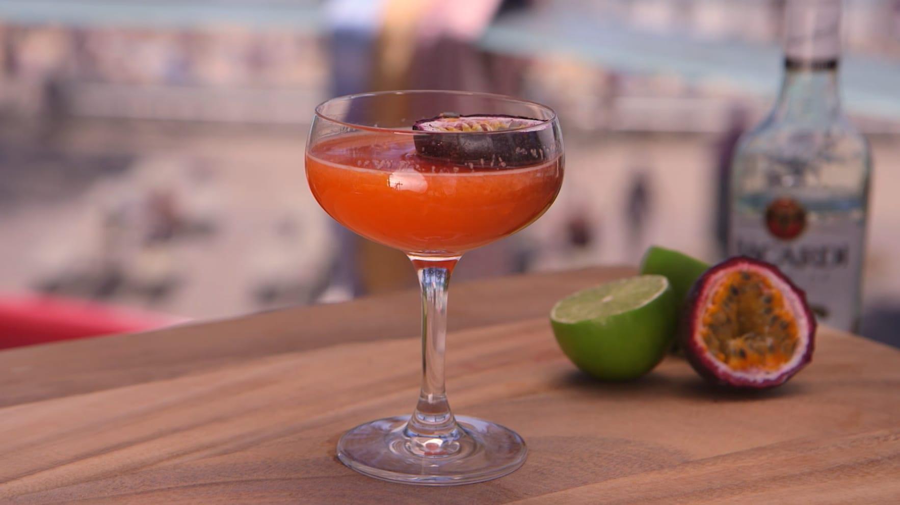 Pavlova là một loại cocktail nổi tiếng của Australia