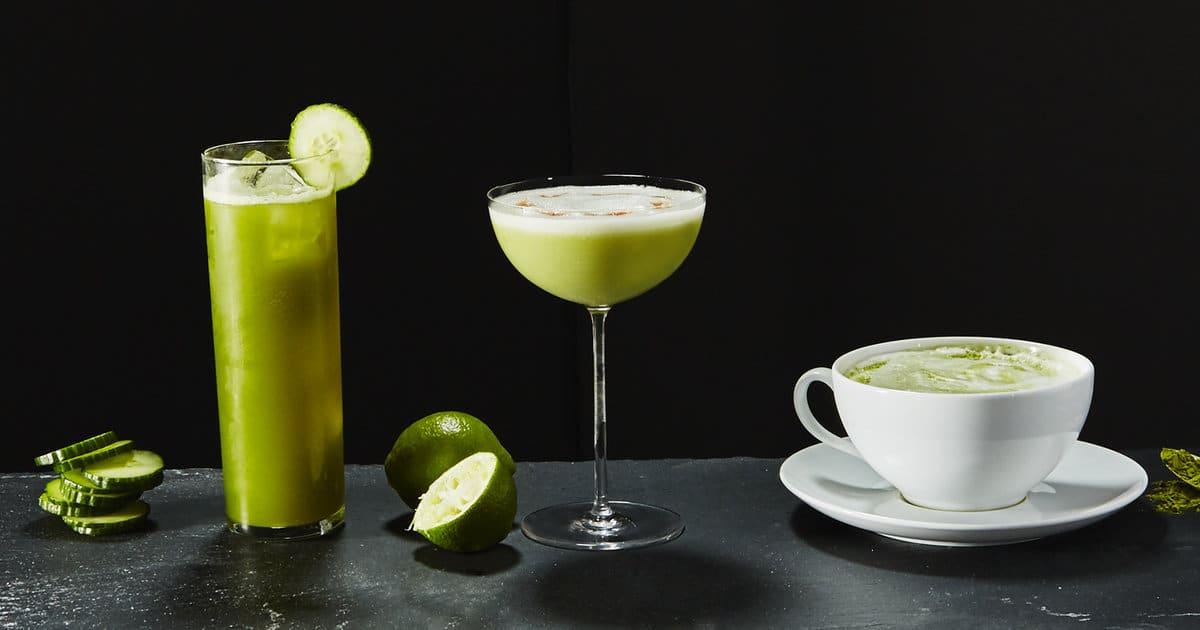 Matcha Hai là một loại cocktail nổi tiếng của Nhật Bản