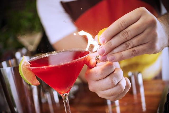 Lithuanian Daiquiri là một loại cocktail nổi tiếng của Lithuania