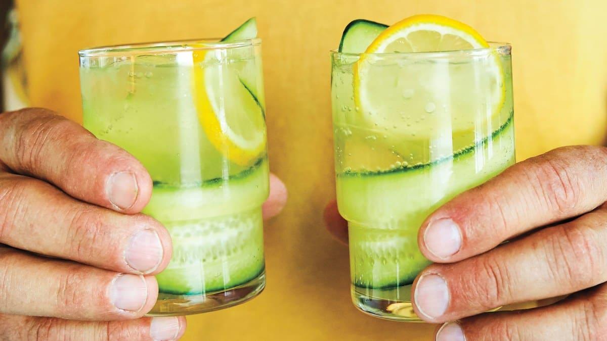 Som Pak Chee là một loại cocktail nổi tiếng của Qatar