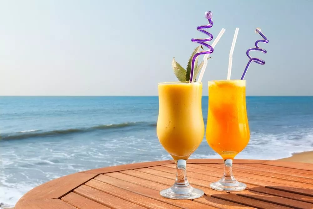 Goombay Smash là một loại cocktail nổi tiếng của Bahamas
